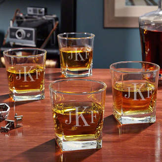 Home Wet Bar Rutherford Personalized 10 oz. Whiskey Glass