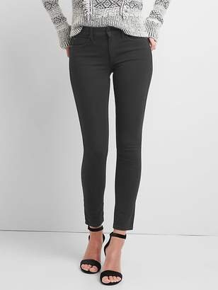 Gap Mid Rise True Skinny Jeans in Super Slimming