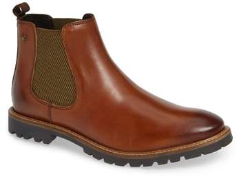 Base London Havoc Lugged Chelsea Boot