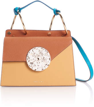 Lente Danse Phoebe Bis Leather Crossbody Bag