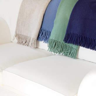 Jodie Byrne Plain Wool Throw