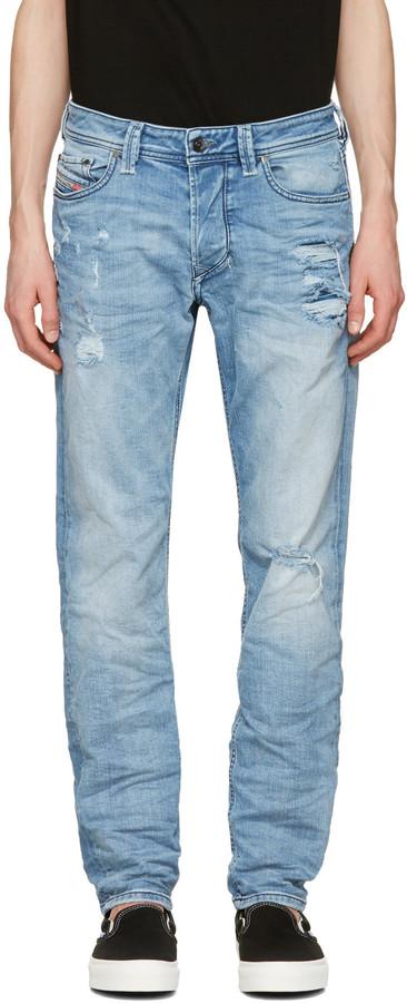 DieselDiesel Blue Larkee-Beex Jeans