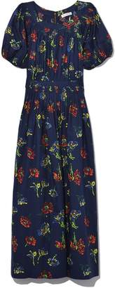 Ulla Johnson Gallia Dress in Midnight Floral