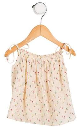 Caramel Baby & Child Girls' Flared Tulip Top w/ Tags