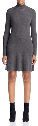 Design History Turtleneck Sweater Dress $124 thestylecure.com