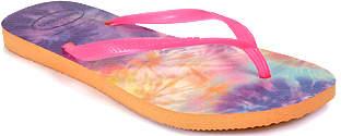 Havaianas Slim Tie Dye - Rubber Thong