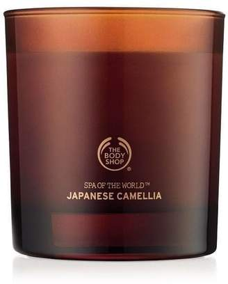 The Body Shop Spa of the WorldTM Japanese Camellia Candle