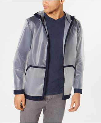 Alfani Men Transparent Bomber Jacket