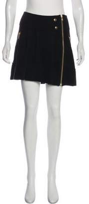 Sonia Rykiel Sonia by Knit Mini Skirt