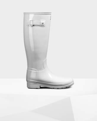 Hunter Women's Original Refined Gloss Tall Boots