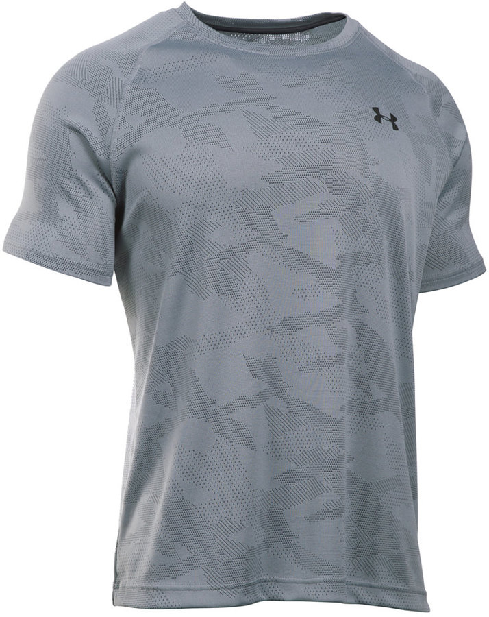 Under Armour Men's UA Tech Jacquard T-Shirt