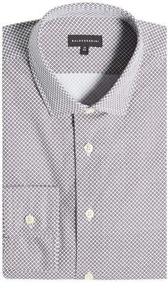 Baldessarini Printed Cotton Shirt