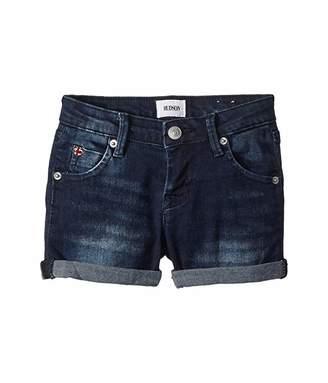 Hudson 2 1/2 Roll Shorts in Low Octane (Toddler/Little Kids)