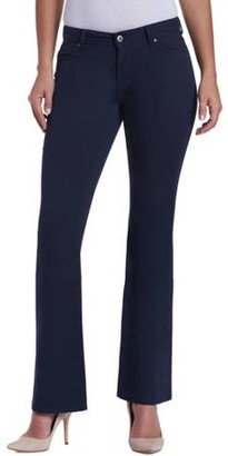 l.e.i. Juniors' New Sophia Flare Twill Pants