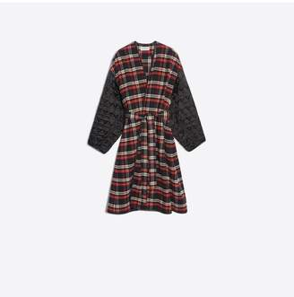 Balenciaga New Cocoon Quilted Lining Coat