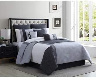 English Laundry Laurentis 9-Piece King Size Comforter Set