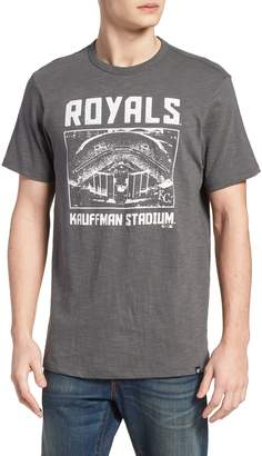 '47 MLB Overdrive Scrum Kansas City Royals T-Shirt