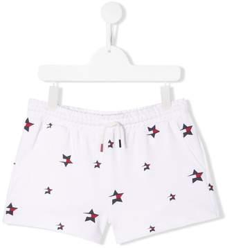 Tommy Hilfiger Junior TEEN star print shorts