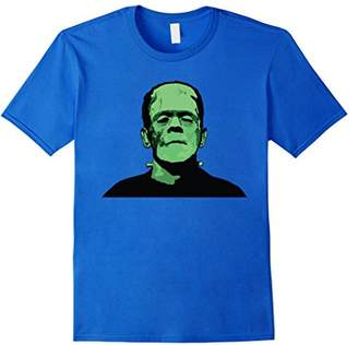 Frankenstein Monster Design T-Shirt