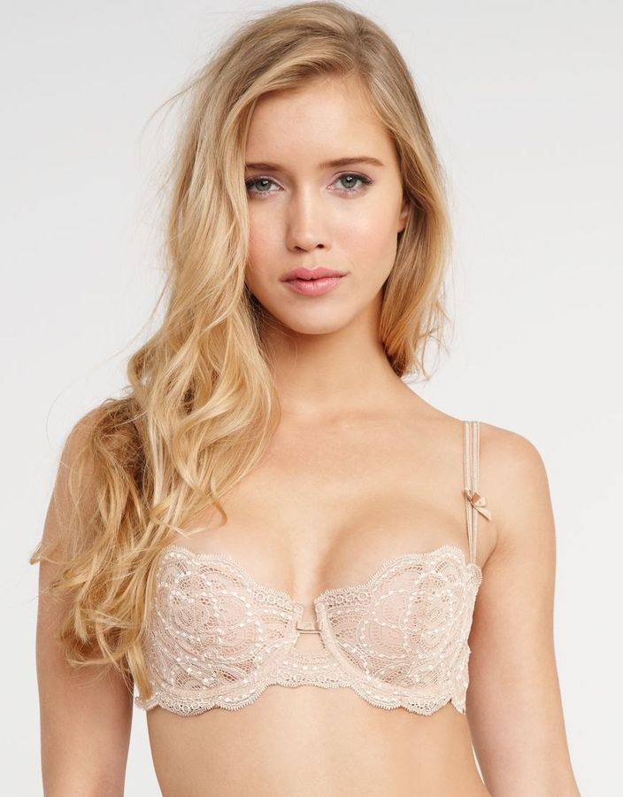 Chantelle Saint Germain Half Cup Bra