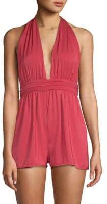 The Jetset Diaries Self-Tie Sleeveless Romper
