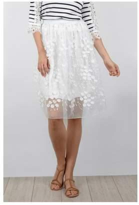 Molly Bracken Midi Tulle Skirt