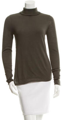 Inhabit Wool Turtleneck sweater w/ Tags $95 thestylecure.com