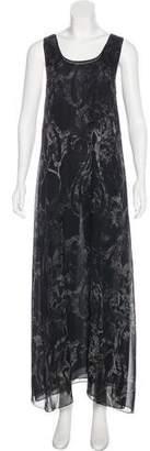 Etro Silk Maxi Dress