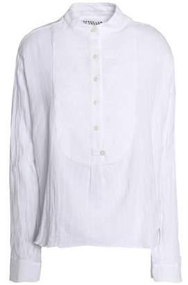 Derek Lam 10 Crosby Cotton-Gauze Shirt