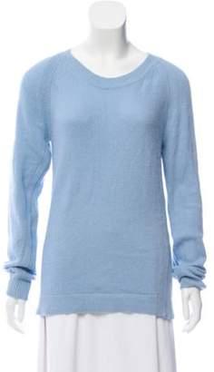 Acne Studios Micah Angora Sweater blue Micah Angora Sweater