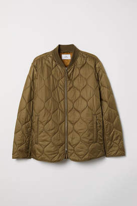 H&M Quilted Jacket - Green
