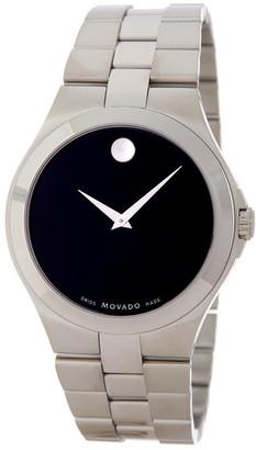 Movado Men's Bracelet Watch $995 thestylecure.com