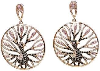 Bellus Domina - Peacock Earrings