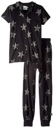 Nununu Buttoned Loungewear Boy's Pajama Sets