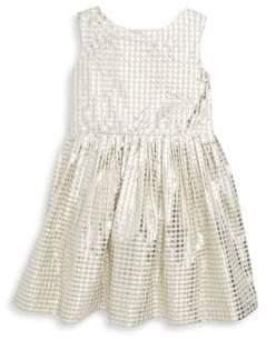 Bonpoint Toddler's, Little Girl's & Girl's Gingham-Print A-Line Dress
