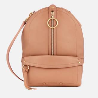 See by Chloe Women's Backpack - Nougat