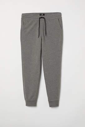 H&M Slim Fit Sweatpants - Gray