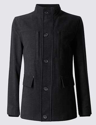 Marks and Spencer Pure Cotton Moleskin Jacket