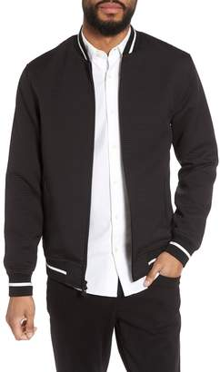Vince Camuto Slim Fit Bomber Jacket