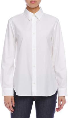A.P.C. (アー ペー セー) - A.P.C. レギュラーカラー 長袖シャツ ホワイト 38