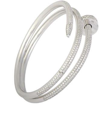 Cartier Heritage  18K 3.61 Ct. Tw. Diamond Bracelet