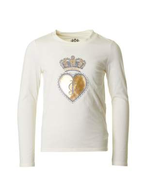 Juicy Couture Childrenswear Royal Scotties Long Sleeved T-shirt Colour