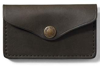Filson Snap Leather Wallet