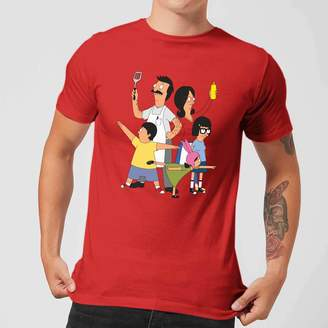 Bobs Burgers Family Pose Men's T-Shirt