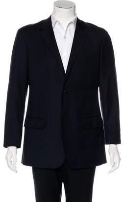 Shipley & Halmos Wool Two-Button Blazer
