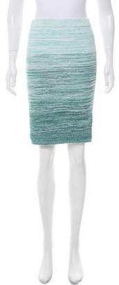 Band Of Outsiders Ombré Mélange Skirt w/ Tags
