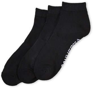 Converse 3-Pack Half Cushioned Quarter Socks
