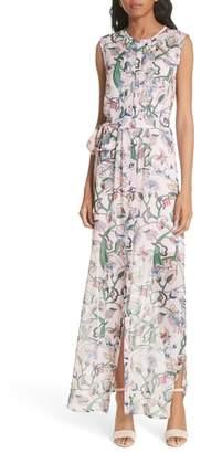 Ted Baker Susien Jungle Print Maxi Dress
