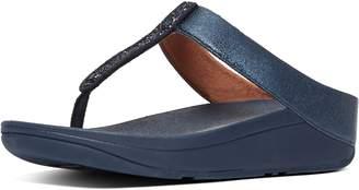FitFlop Fino Glitzy Toe-Thongs