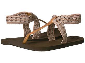Reef Cushion Moon Prints Women's Sandals
